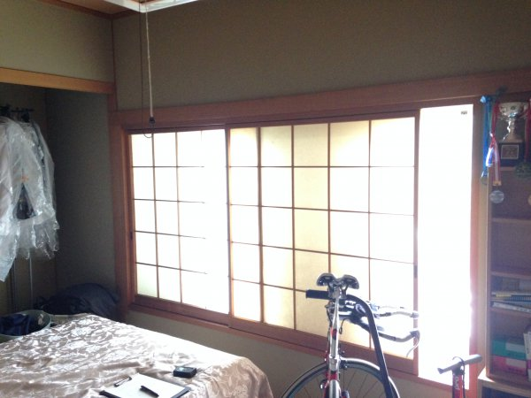 自転車の 自転車 福岡市西区 : ... 福岡の塗り替え工房アルファ